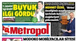 Metropol Gazetesi / Temmuz