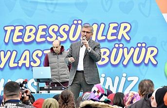 """21 Mart Down Sendromu Farkındalık Günü Üsküdar'da """"Tebessüm Kahvesinde"""" Coşkuyla Kutlandı"""