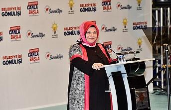 """AK Parti Sancaktepe Belediye Başkan Adayı Döğücü, """"Halkımız Her Alanda Değişimi Hissedecek"""""""