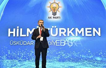 Hilmi Türkmen Yönetimindeki Üsküdar Belediyesi Projelere Doymuyor
