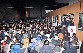 Hüseyin Avni Sipahi Çekmeköy Halkıyla Buluşmalarını Sürdürüyor