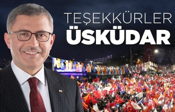 Üsküdar'a Sayısız Eser Kazandıran Hilmi Türkmen İle Yola Devam