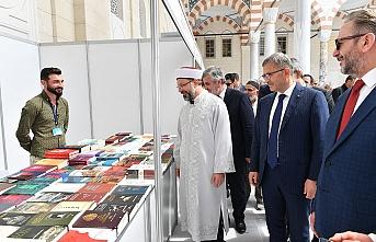 38'inci Dini Yayınlar Fuarı Büyük Çamlıca Camii Avlusunda'da Açıldı