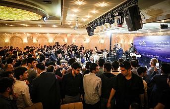Bakan Süleyman Soylu 19 Mayıs Gençlik İftarına Katıldı