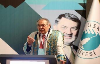 "Prof. Dr. Nevzat Tarhan: ""Hayalim dünya parlamentosu kurulması"""