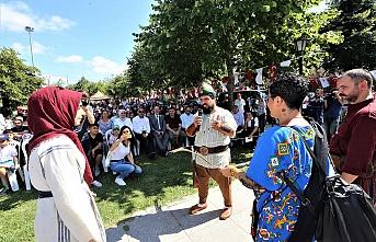"""500 Yıllık Gelenek """"Kabza Alma Töreni"""" Ümraniye'de Gerçekleşti"""