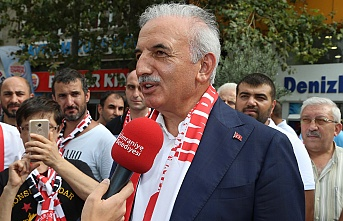 Ümraniyespor'un Halk Buluşması Büyük İlgi Gördü