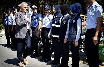 Ümraniye'de Zabıta Haftası Kutlandı