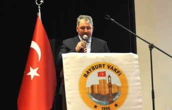 """Bayburt Eğitim Kültür ve Hizmet Vakfından """"Barış Pınarı"""" harekatına Tam Destek."""