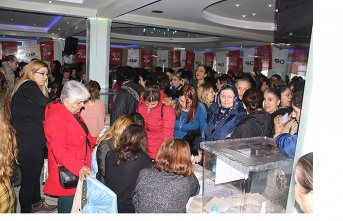 CHP Ümraniye ilçe Kadın Kolları Başkanlığında Yeni Dönem