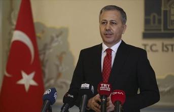 """Vali Yerlikaya: """"İstanbul'da Salgınla Büyük Bir Kararlılıkla Mücadele Ediyoruz"""""""