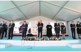 Sancaktepe Prof. Dr. Feriha Öz Acil Durum Hastanesi Hizmete Girdi