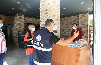 Çekmeköy'de Denetimler Hız Kesmeden Devam Ediyor