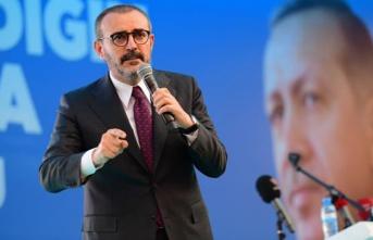 Ünal: Yedi düvel Erdoğan ile mücadele ediyor
