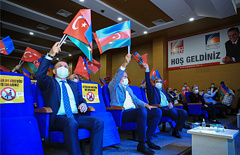 Çekmeköy'de Azerin, 2020-2021 Kültür Sanat Sezonu Açılış Programında Sahne Aldı