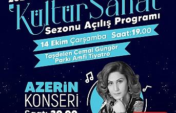 Ünlü Sanatçı Azerin Çekmeköy'de