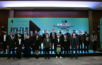 Çekmeköy Belediyesi'nin Marka Projesi 4. Uluslararası Kısa Film Yarışmasının Ödül Töreni Gerçekleşti