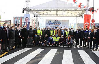 Çekmeköy'de Çamlık Sokak Prestij Cadde Anlayışına Yeni Bir Soluk Getirecek
