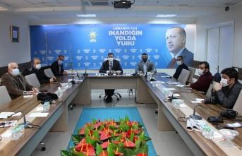 AK Parti Ümraniye'den Yerel Basına Önemli Açıklamalar