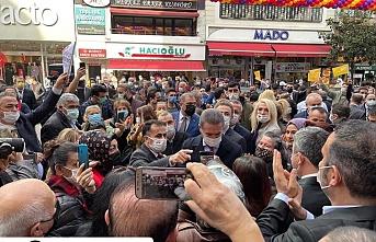 Türkiye Değişim Partisi Ümraniye'de Gövde Gösterisi Yaptı