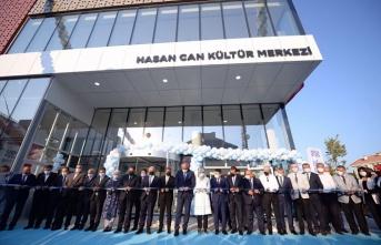 Balıkesir'in Altıeylül İlçesinde Hasan Can Kültür Merkezinin Açılışı Gerçekleşti