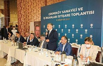 İş Dünyası Çekmeköy'de Bir Araya Geldi