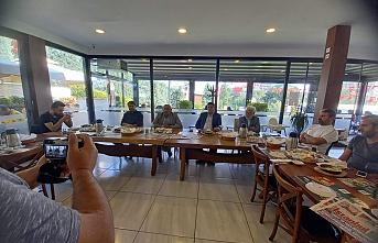 Çekmeköy Belediyesi Alemdağ Spor Kulübü Başkanı Abdullah Civelek Önemli Açıklamalar da Bulundu