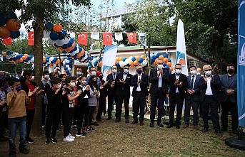 Çekmeköy'e Bir İlim Yuvası Daha Kazandırıldı