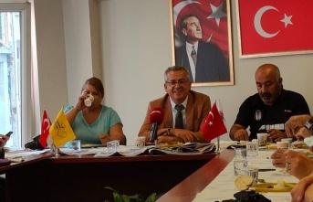 Türkiye Değişim Partisi İl Başkanı Yusuf Polat'dan Açıklamalar