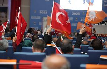AK Parti Ümraniye İlçe Danışma Meclisini Gerçekleştirdi