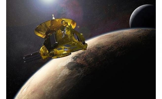 NASA'dan Güneş Sistemi'nde yeni keşif