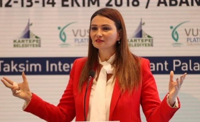 """Azerbaycan Milletvekili Ganire Paşayeva """"Türk-Müslüman dünyasının en güçlü kalesi Türkiye"""""""