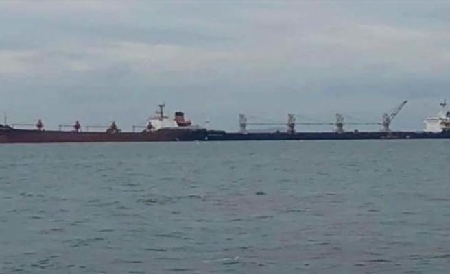 Büyük Tehlike Atlatıldı! Yenikapı'da iki gemi çarpıştı!