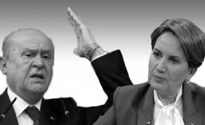 MHP ile İyi Parti arasında tehlikeli gerginlik büyüyor