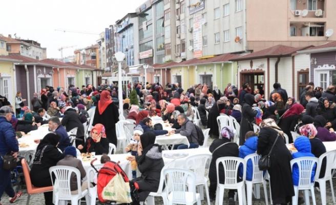 Ümraniye'de Komşuluk Haftası Kutlandı
