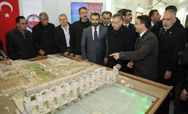 Yozgat Tanıtım Günleri'nin Açılışını Cumhurbaşkanı Yardımcısı Fuat Oktay Yaptı