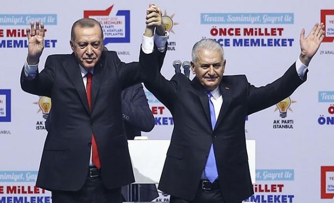 AK Parti'de büyük gün! Cumhurbaşkanı Erdoğan İstanbul adaylarını açıkladı