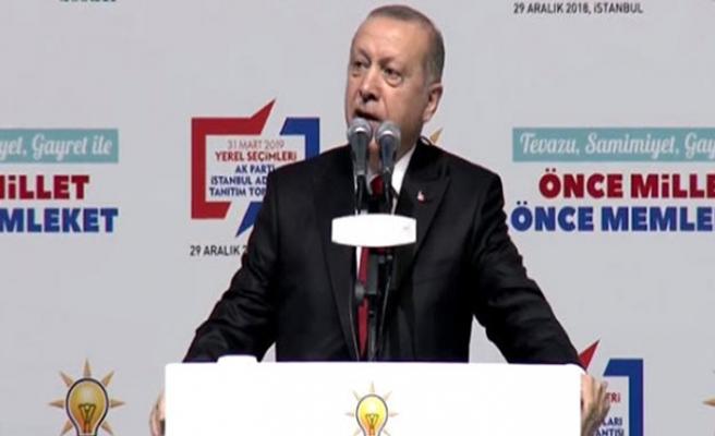Erdoğan uyardı: Başka yolu yok