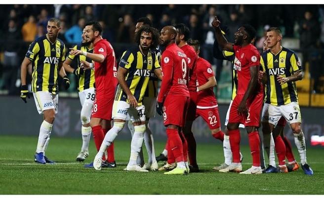 Ümraniyespor'dan Fenerbahçe'ye Kupa Şoku