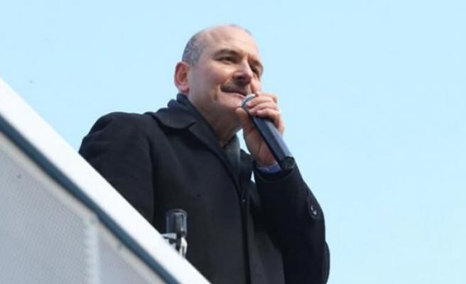 Bakan Soylu açıkladı: 15 bini gitti 700'ü kaldı