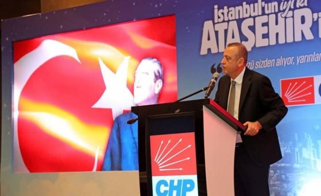 """Battal İlgezdi; """"Ataşehir'de Kaldığım Yerden Devam Edeceğim"""""""