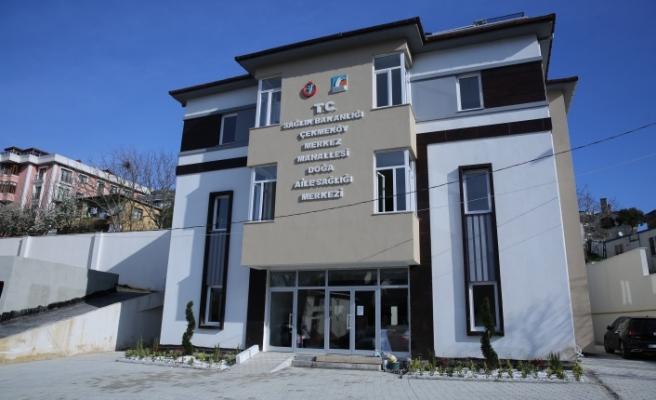 Çekmeköy Doğa Aile Sağlığı Merkezi Açıldı