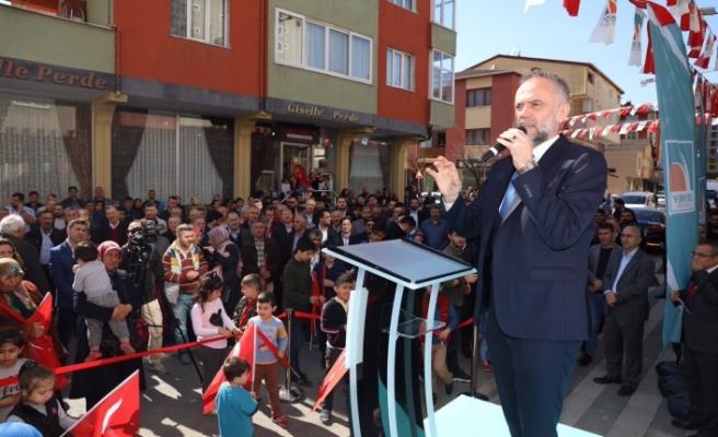 Çekmeköy Soğukpınar Mahallesi Aile Sağlığı Merkezine Kavuştu