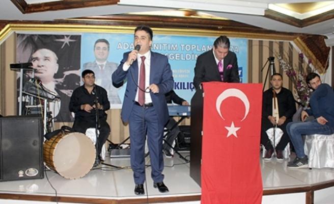 CHP Çekmeköy Meclis Üyesi Adayı Bora Kılıç'tan Seyfettin Yıldırım'a Tam Destek