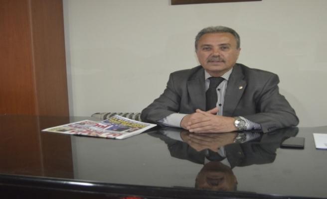 CHP Üsküdar Belediye Meclis Üyesi Adayı Osman Türkmen Gazetemize Seçim Sürecini Değerlendirdi