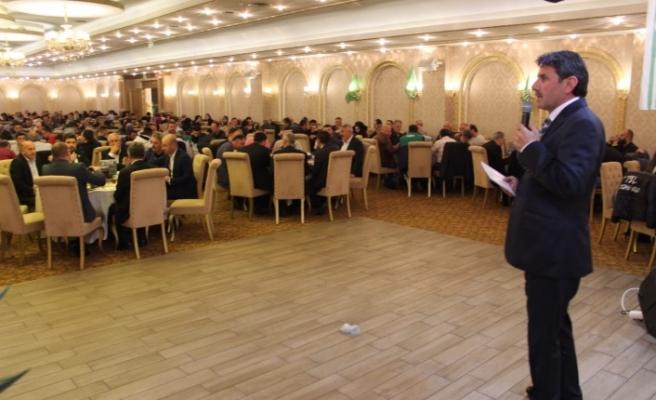 """Dudulluspor Kulübü Başkanı Ali Yazlı: """"Dudulluspor, 660 Amatör Spor Kulübünün İçinde İlk 10'a Girdik"""