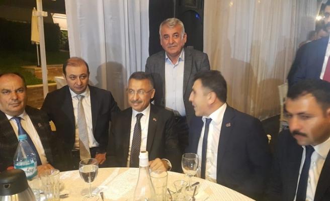 Oktay, Yozgatlı STK'lar ile iftarda bir araya geldi
