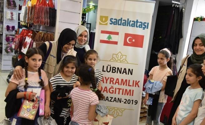 Sadakataşı Derneği'nden Lübnan'a Kardeşlik Eli