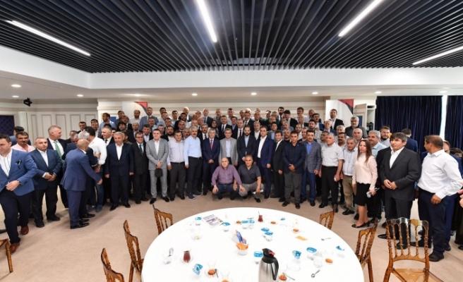 Cumhurbaşkanı Yardımcısı Fuat Oktay Üsküdar'da Önemli Açıklamalarda Bulundu