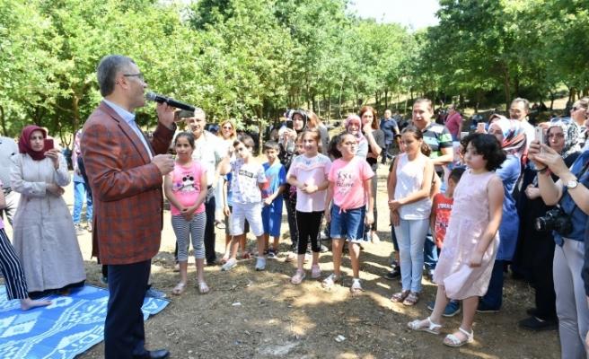 Küplüce Mısırlı Millet Bahçesi Üsküdar'a Çok Yakışacak